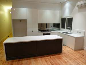 Kitchen renovation Hawthorn East