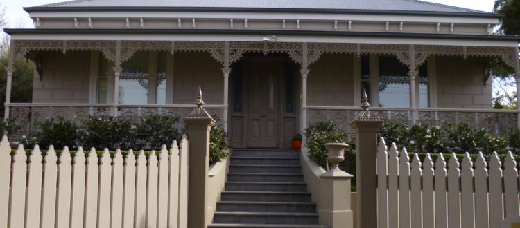 Heritage home restoration Melbourne