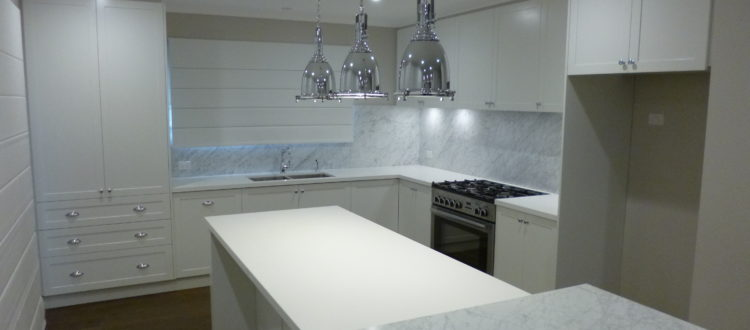 Kitchen renovation Doncaster East